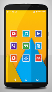 Papery Quad Icon Pack v1.4