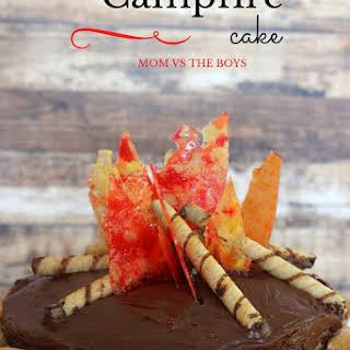 Campfire Cake Recipes.