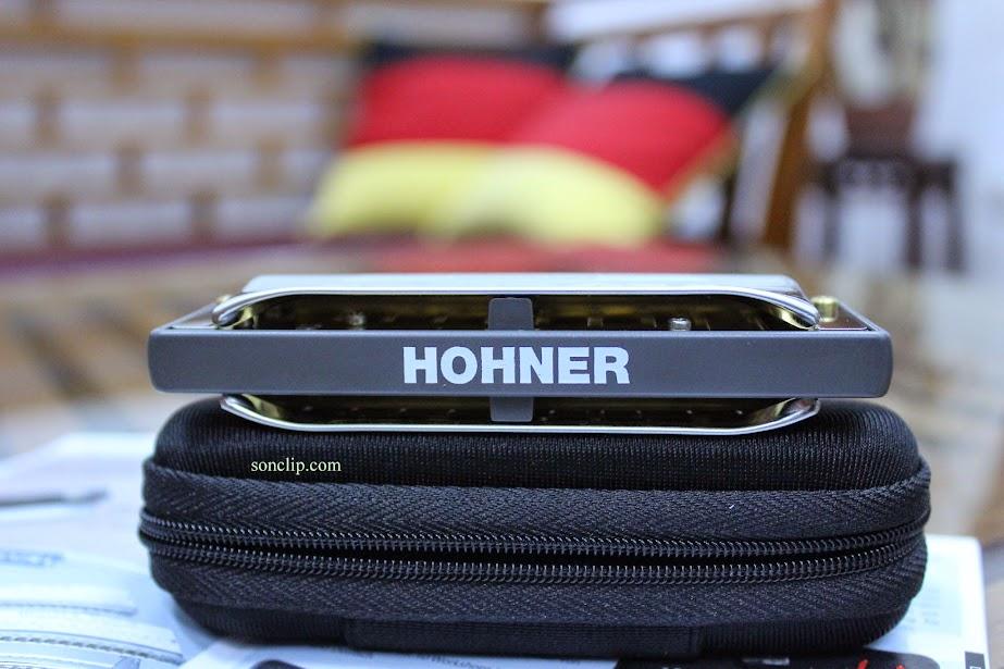 Kèn Harmonica - Hohner Rocket (key C)