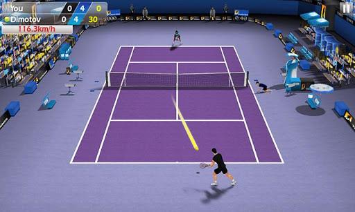 3D Tennis screenshot 4