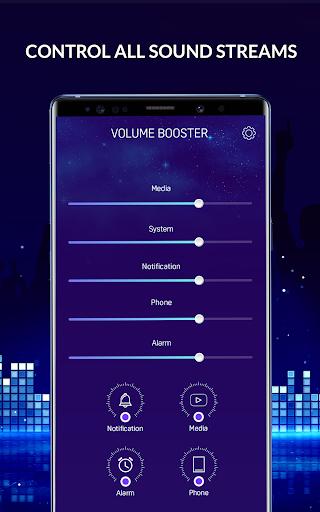 Volume Up - Sound Booster Pro -Volume Booster 2020 2.2.9 screenshots 11