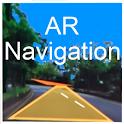 AR GPS DRIVE/WALK NAVIGATION icon