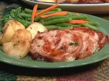 Cranberry Pork Roast/ Slow Cooker