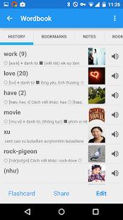 English Vietnamese Dictionary - screenshot thumbnail