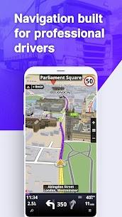 Sygic Truck GPS Navigation & Maps 1