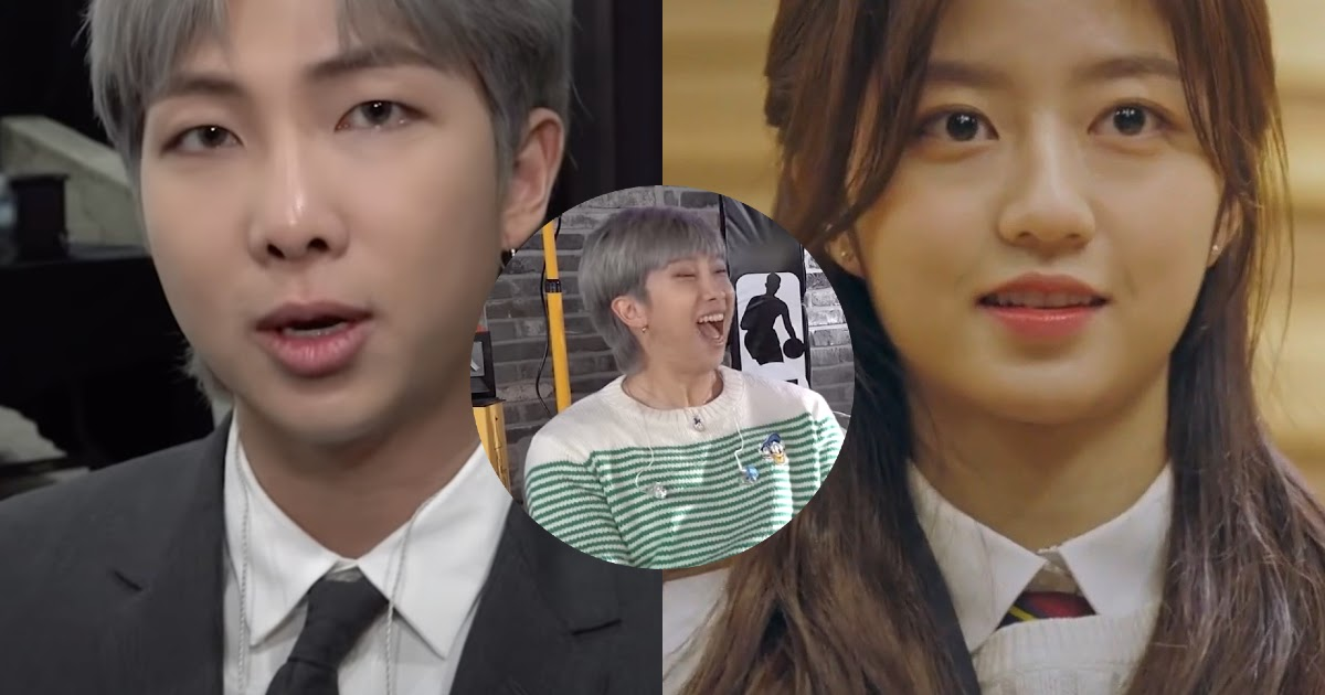 """BTS RM's Hilarious Vocal Warm Up Routine Is The """"Penthouse"""" Throwback We Didn't Know We Needed"""