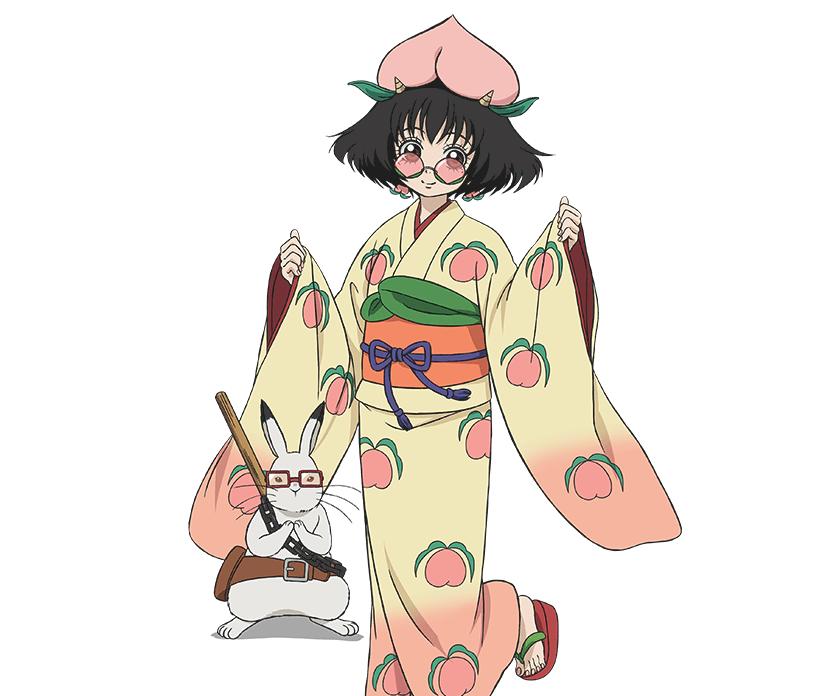 ピーチマキ&芥子覚醒後