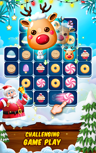 Christmas Candy World - Christmas Games apkmr screenshots 4