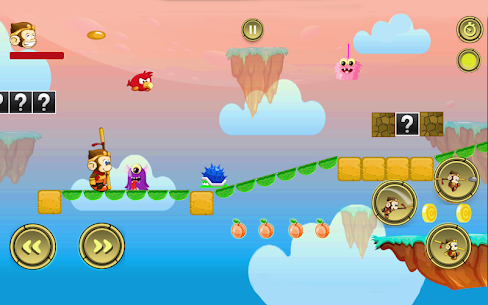Jungle Run and Jump 2020:Jungle Adventure 3
