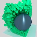 Cube Destruction Симулятор Demolition icon