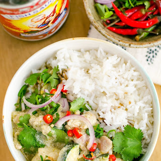 The Easiest Thai Green Curry