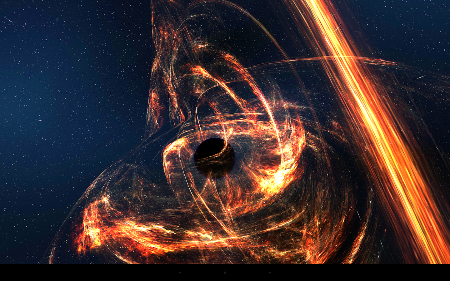 Supermassive Black Hole- screenshot