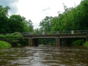 Photo: Drugi mostek do Zawadzkich