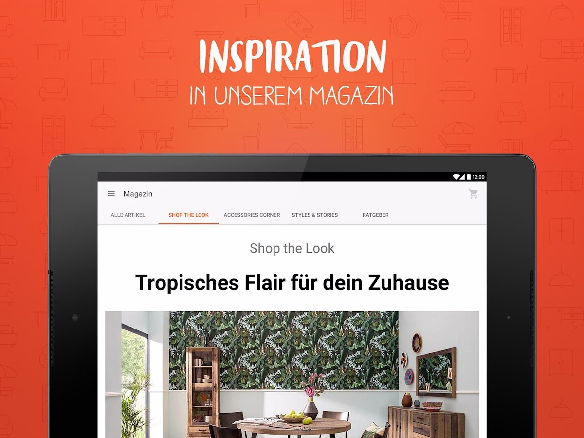 Home24   Möbel & Interieur   Android Apps on Google Play