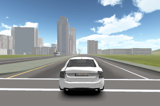S60 City Simulation 3D