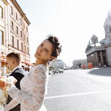 Свадебный фотограф Нина Зверькова (ninazverkova). Фотография от 26.07.2019