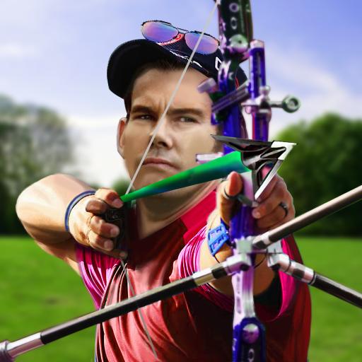 Archery master: shooting