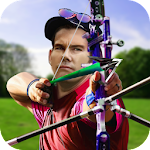 Archery master: shooting