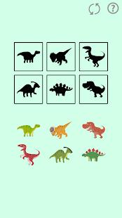 Download 恐竜パズル For PC Windows and Mac apk screenshot 1