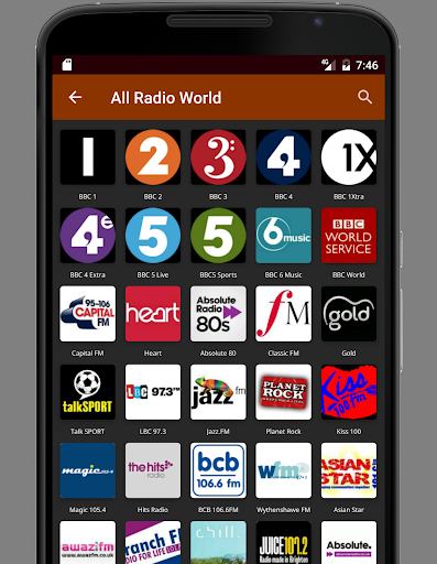 World Radio FM - All stations 1.2 screenshots 3