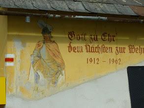 Photo: Gott zu Ehr' dem Nächsten zur Wehr 1912 - 1962