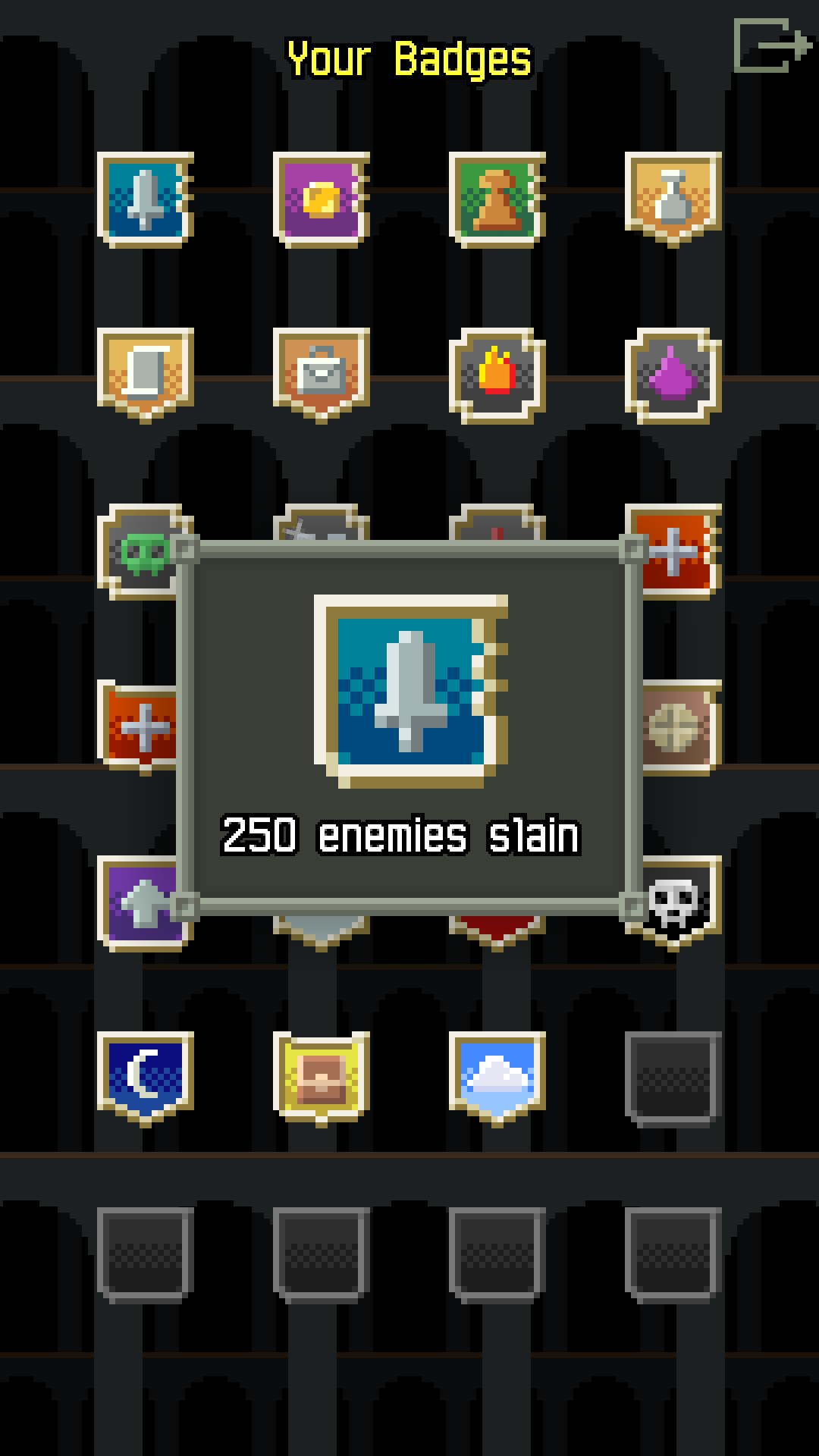 Pixel Dungeon screenshot #8