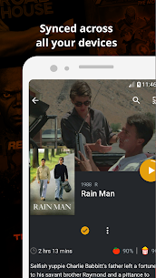 Plex: Stream Movies, Shows, Music, and other Media  App Download For Android and iPhone 7