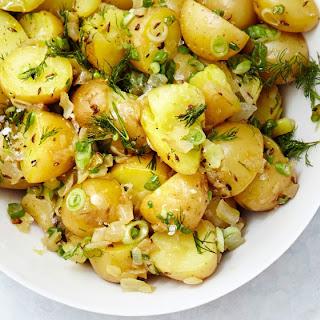 Swiss Potatoes Salad Recipes