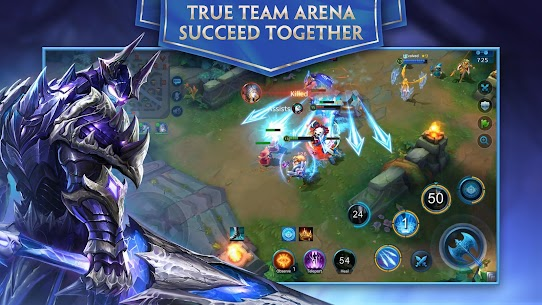 Heroes Evolved Mod Apk Download For Android and Iphone 4
