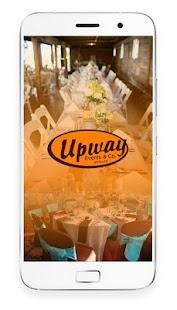Upway Events - náhled