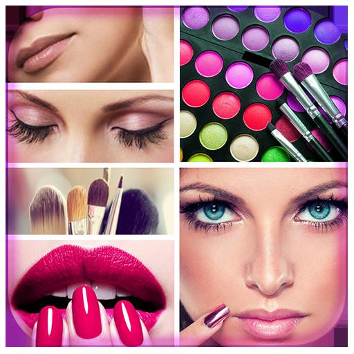 Beauty Face Makeup Pic Editor