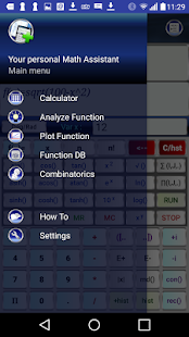 FX Math Assistant Plus- screenshot thumbnail