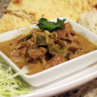 Vegetable Madras Curry Recipes.