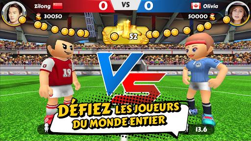 Perfect Kick 2 - Le Jeu de FOOTBALL APK MOD – ressources Illimitées (Astuce) screenshots hack proof 2