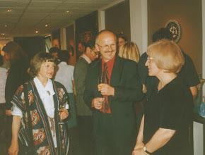Photo: Tychy, 2002 r. wystawa szkolna K.Jarczewska, M.Marmur, M.Ślusarz