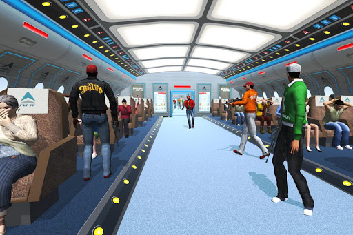 Plane Hijack Game :  Rescue Mission  screenshots 13
