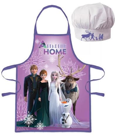 Förkläde Anna/Elsa Home