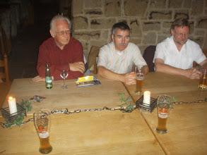Photo: 2007 Herr Marx, Wolf Dieter Sommer & Wilfried Runne