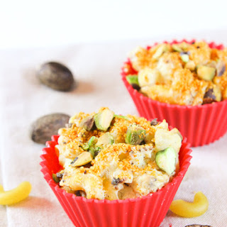 Cauliflower Mac & Cheese Muffins {Low Carb, Gluten Free}