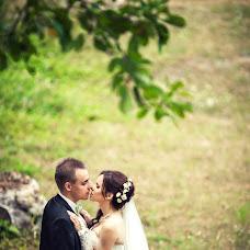 Wedding photographer Olya Bogachuk (Kluchkovskaya). Photo of 21.12.2013