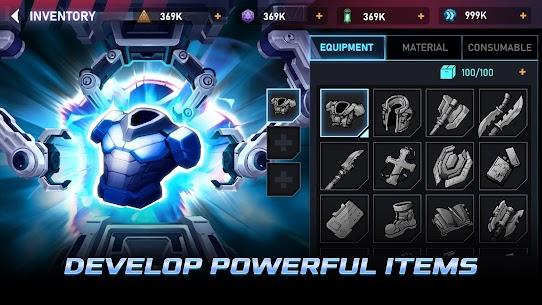 Cyber Fighters: Legends Of Shadow Battle 5