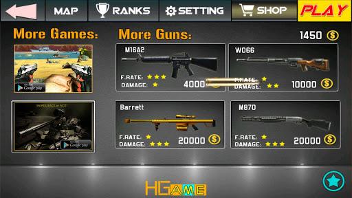 Shoot Hunter-Killer 3D 1.6 screenshots 8