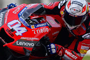 Andrea Dovizioso of Italy and Ducati Team had surgery on an injured collarbone.
