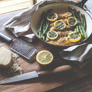 Lemon Chicken & Asparagus