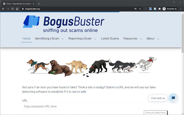 Bogus Buster