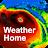 Weather Home - Live Radar Alerts & Widget logo