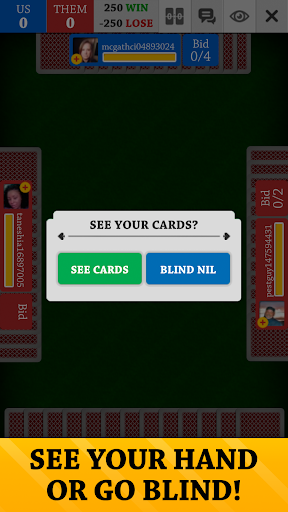 Spades Free: Card Game Online and Offline screenshots 6