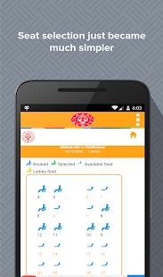 KSRTC Online screenshot