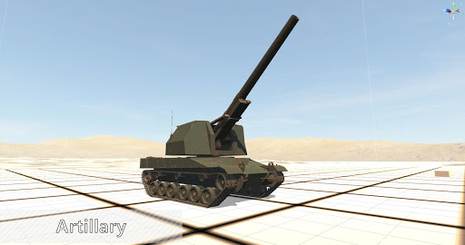 Panzer War screenshots 5