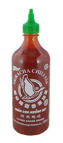 Sriracha Chili Sauce 730ml Flying Goose